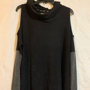 DKNY active sweater black size L
